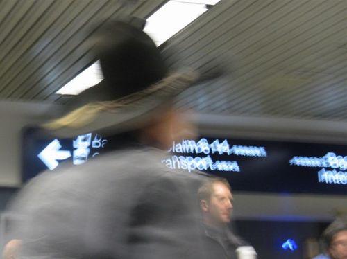 West hat