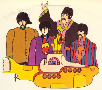 Beatles+-+yellow+submarine+(characters)