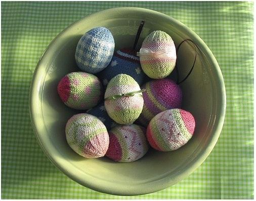 Egg knit