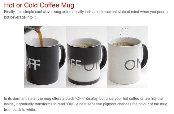 Mug temp