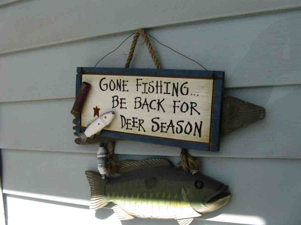 Gone fish