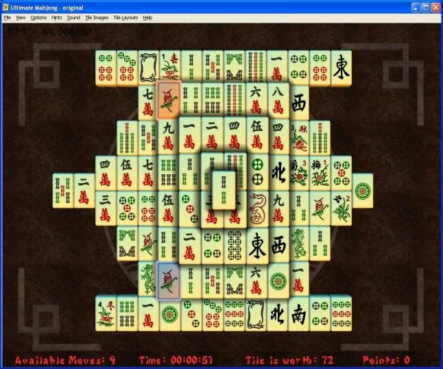 Ultimate-mahjong