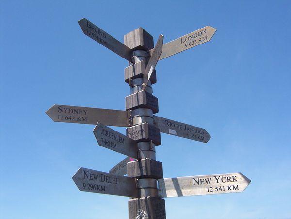 CGH signpost