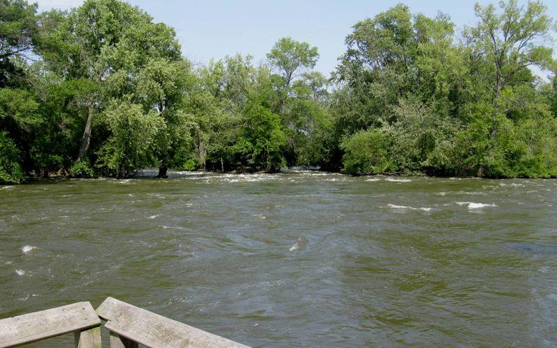Kauk river