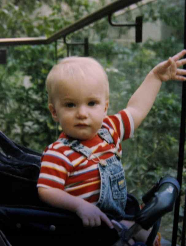 1991 stroller zoo