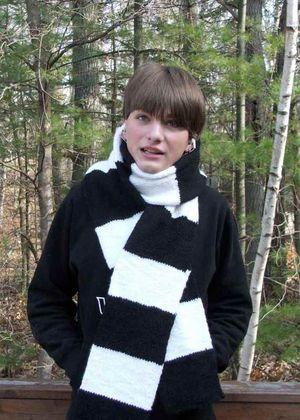 2006 scarf