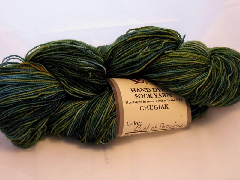 Yarn pgwd grn