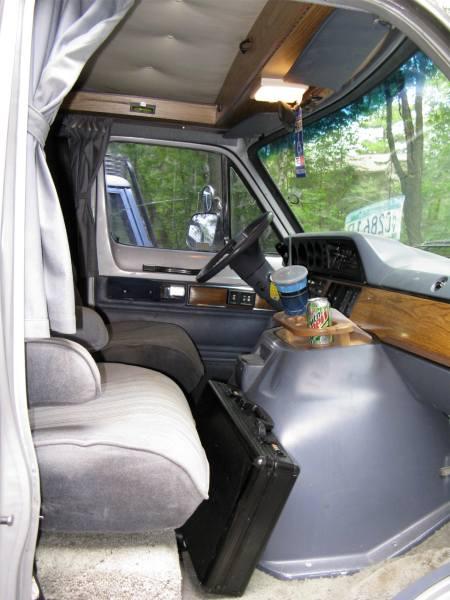 Van cab