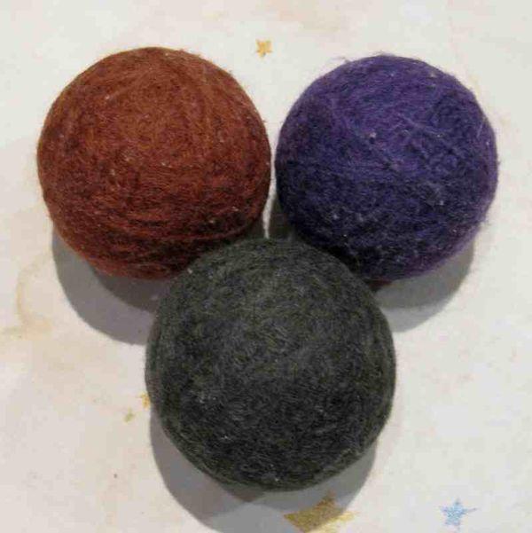 3 balls