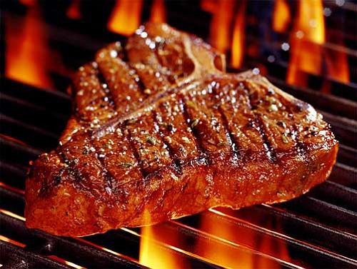 10 steak
