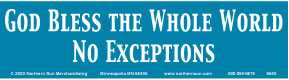 No-Exceptions-God-Bless-Bumper-Sticker-(5643)