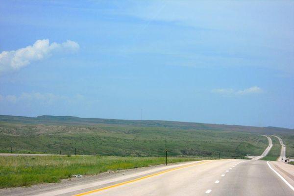 Wyoming empty