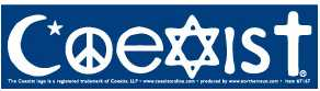 Coexist-Bumper-Sticker-(7167)
