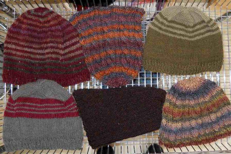Hats 3 etc