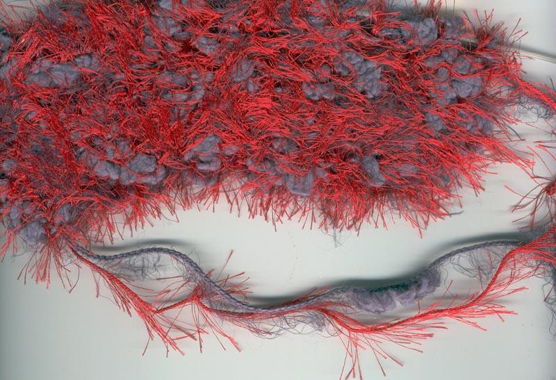 Eyelash chenille