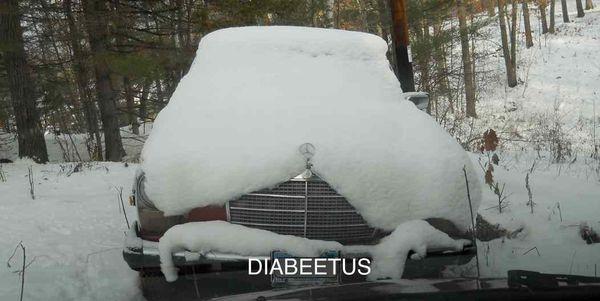 Merc diabeetus