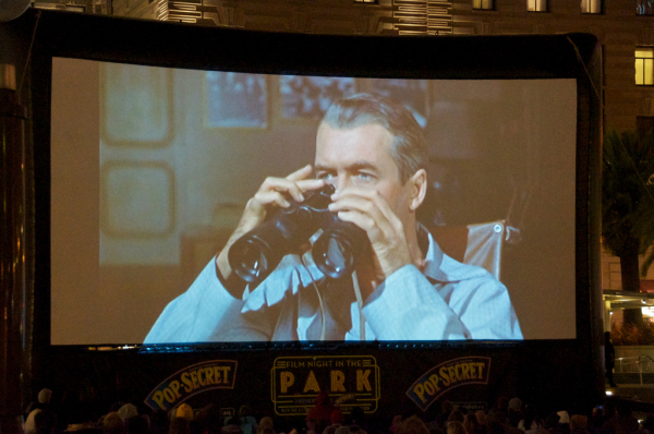 an analysis of the classic film rear window and psycho by alfred hitchcock And tone of a hitchcock film alfred hitchcock's movies encompass a  in psycho, the package  adaptation of hitchcock's classic rear window,.
