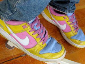 M shoes multi