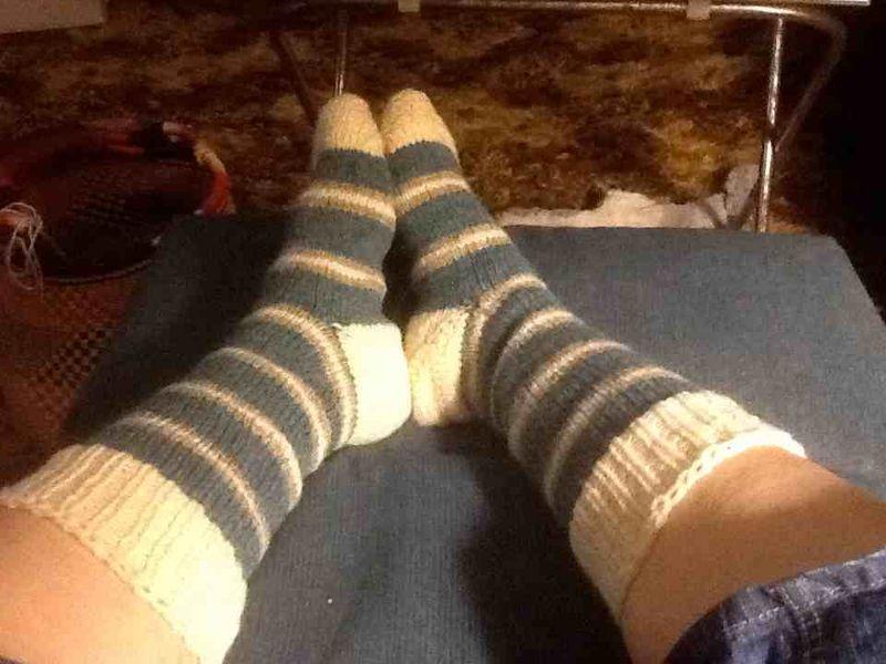Socks, bulletproof