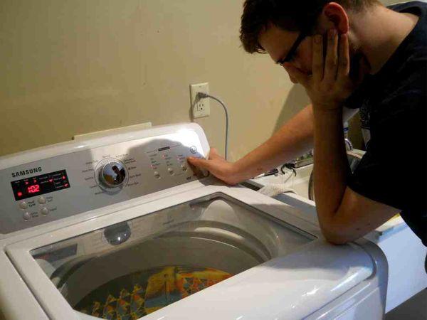 Washer matthew