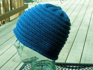 Hat plain
