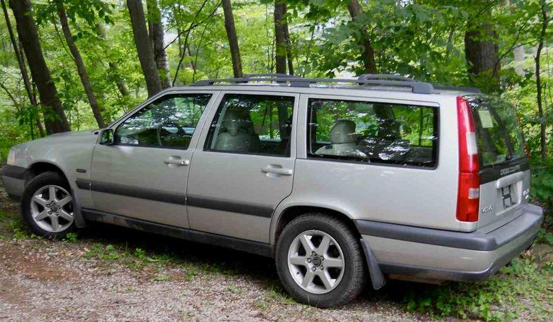 Car 98 volvo angle