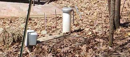 Garden septic