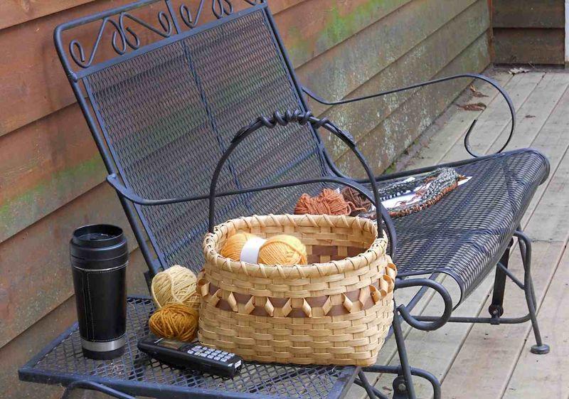 Deck knitting