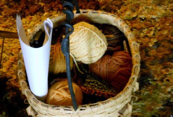 Yarn autumn