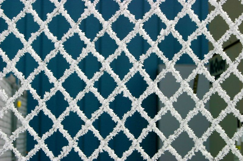 Icy chain link