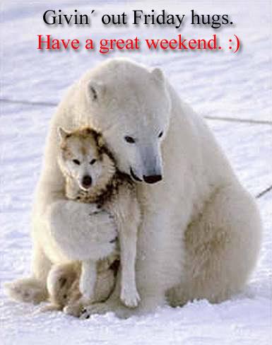 Friday-Hugs