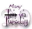 Many on Tuesday
