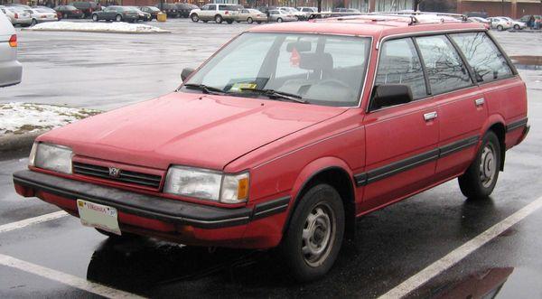 Subaru-GL-Wagon