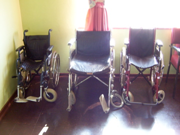 SA wheelchairs