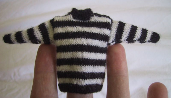 Tiny sweater