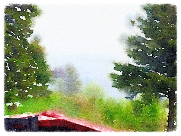 Waterlogue got a little overenthusiastic in this one.