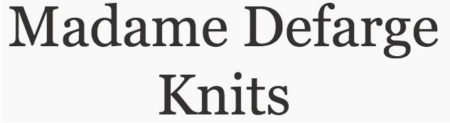 Blog mdf knits