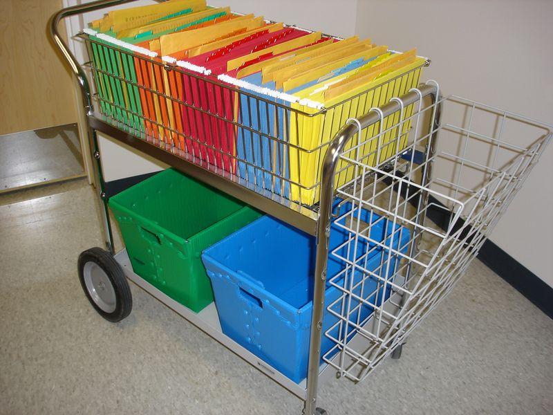 Mail cart