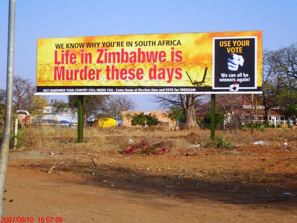 Vote zimbabwe