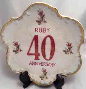 40 plate