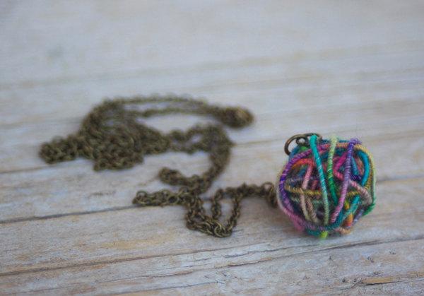 Links yarn