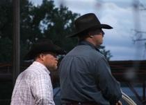 Rodeo_cowboy_spectators