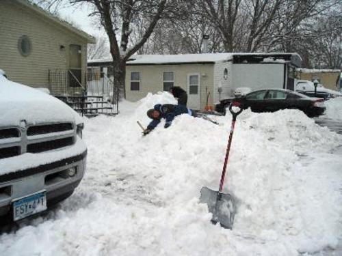 Snowpile