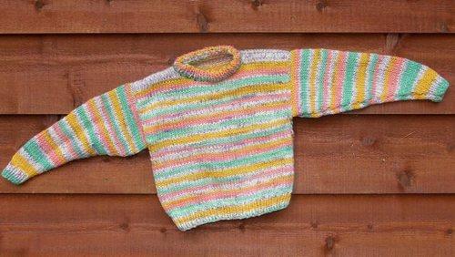Dulaan - sherbet sweater