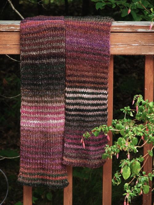 QuasiPseudoNeoNoro scarf (say it, it's fun!)