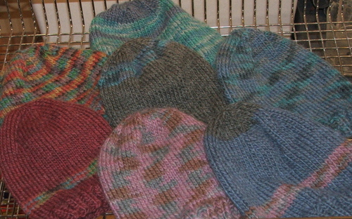 Hats for undetermined charity